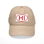 HI Oval - Hawaii Cap