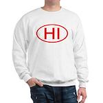 HI Oval - Hawaii Sweatshirt