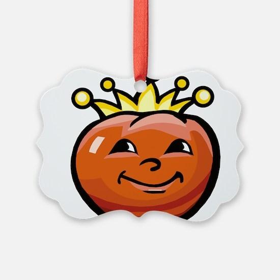 Tomato King Ornament