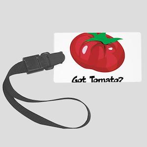 Got Tomato Large Luggage Tag