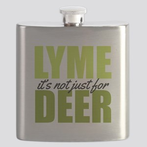 Lyme its not just for deer Flask