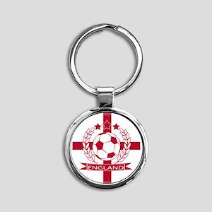 England football soccer Keychains