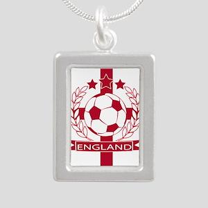 England football soccer Necklaces