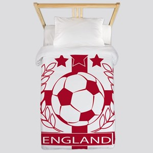 England football soccer Twin Duvet