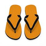 Rough Orange 2 Flip Flops