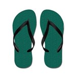 Rough Green Look 3 Flip Flops