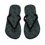 Gray Granit Look Flip Flops