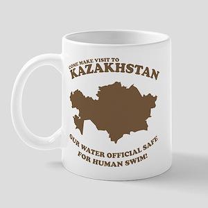 Visit Kazakhstan! Mug