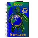 Eco-Warrior Save the World Journal