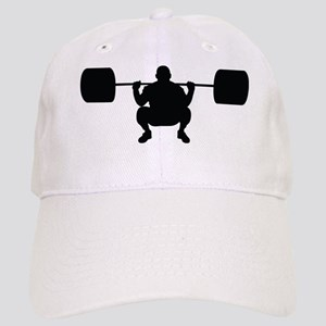 Lifting Weight Baseball Cap