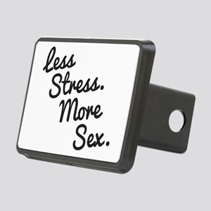 Less Stress and More Sex Hitch Cover