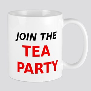 Join the Tea Party Mug