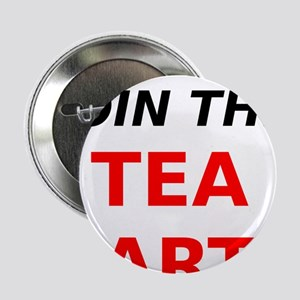 """Join the Tea Party 2.25"""" Button"""