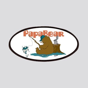 Papa Bear Patches