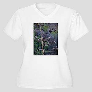 Majesty Bloom Plus Size T-Shirt