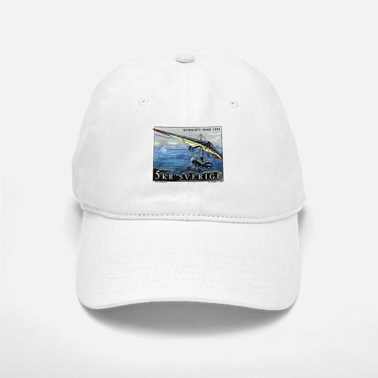 2001 Sweden Ultralight Aircraft Postage Stamp Base