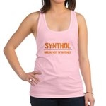 Synthol Breakfast of Bitches Racerback Tank Top
