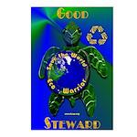 Good Steward Postcards (Package of 8)