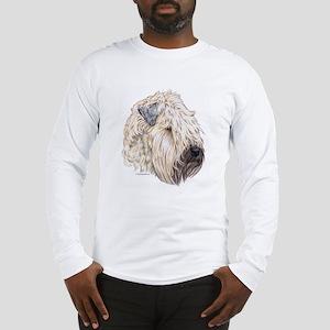 Soft Coated Wheaten terrier Long Sleeve T-Shirt