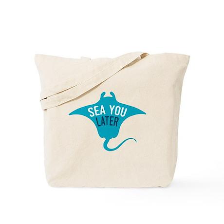 Sea You Later Tote Bag