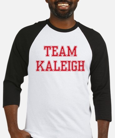 TEAM KALEIGH  Baseball Jersey