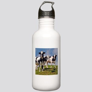 Family portrait Water Bottle