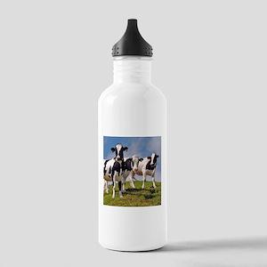 Family portrait Water Bottle