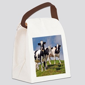 Family portrait Canvas Lunch Bag