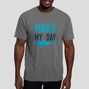 Mako My Day Mens Comfort Colors Shirt