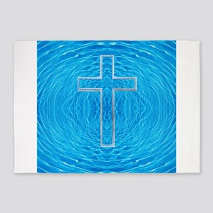 Cool Pool Cross-Transparent before God 5'x7'Area R