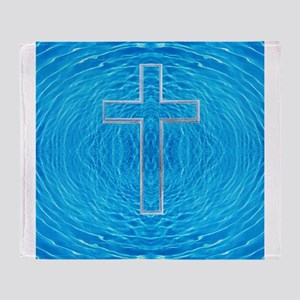 Cool Pool Cross-Transparent before God Throw Blank