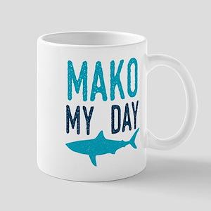 Mako My Day Mugs
