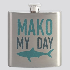Mako My Day Flask