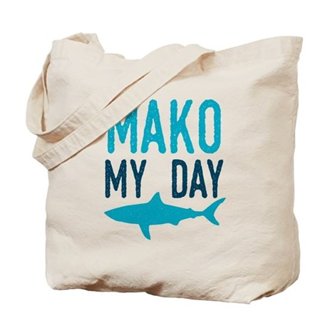 Mako My Day Tote Bag