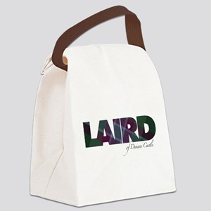 Laird of Dunans Castle Canvas Lunch Bag