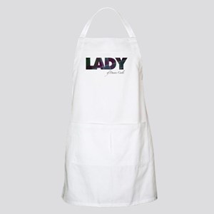 Lady of Dunans Castle Apron