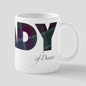 Lady of Dunans Mug