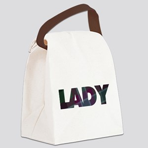 Lady Canvas Lunch Bag