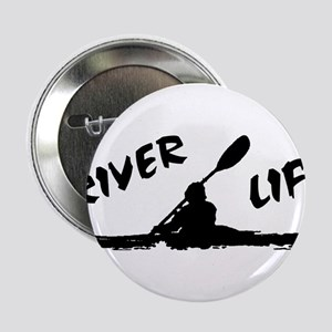 "River Life 2.25"" Button"