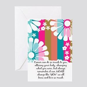 Cancer Patient Encouragement Card