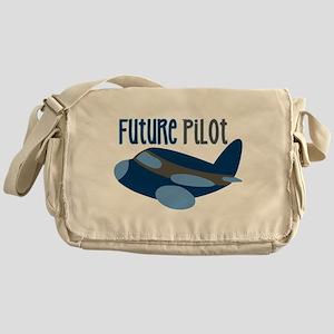 Future Pilot Messenger Bag