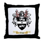 Clegg Throw Pillow