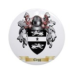 Clegg Ornament (Round)