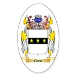 Cleeve Sticker (Oval)