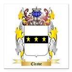 Cleave Square Car Magnet 3