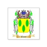 Cleary Square Sticker 3