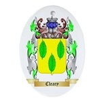 Cleary Ornament (Oval)