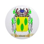 Cleary Ornament (Round)