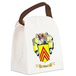 Clear Canvas Lunch Bag