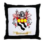 Clbmot Throw Pillow